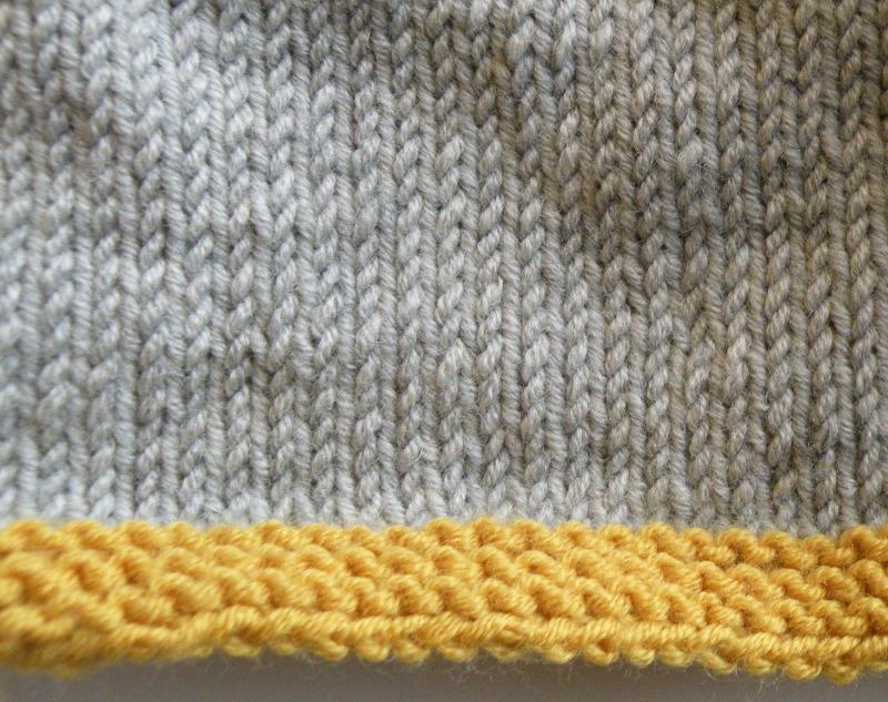 Cardigan med fint mønster 2 - Igangværende strikke- og hækleprojekter